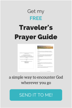 Free Traveler's Prayer Guide